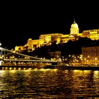 Chain Bridge & Parliament Buildings - Danube